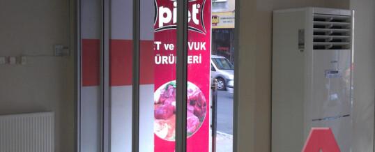Fotoselli Kapı Uygulamaları